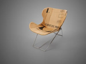 Ein stuhl aus pappe the re ply chair bluhm systeme blog wissen stories und news rund ums - Stuhl aus pappe ...