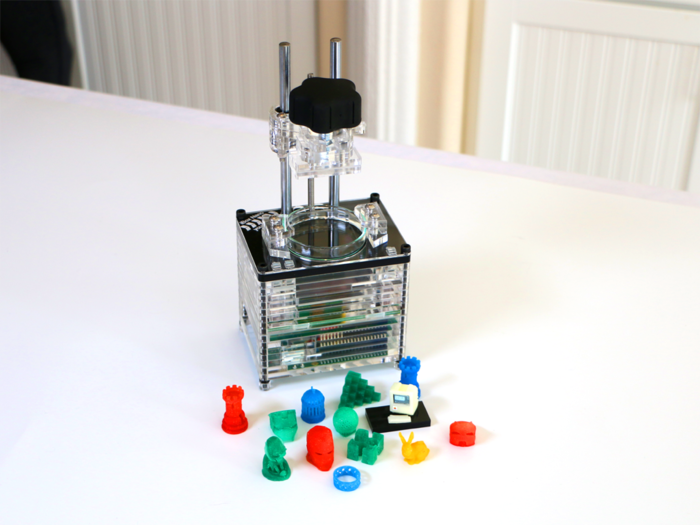 ibox nano mini 3d drucker f r den kleinen geldbeutel bluhm systeme blog. Black Bedroom Furniture Sets. Home Design Ideas