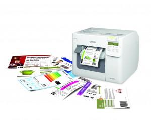 Etikettendrucker von Bluhm zur GHS-konformen Produktkennzeichnung