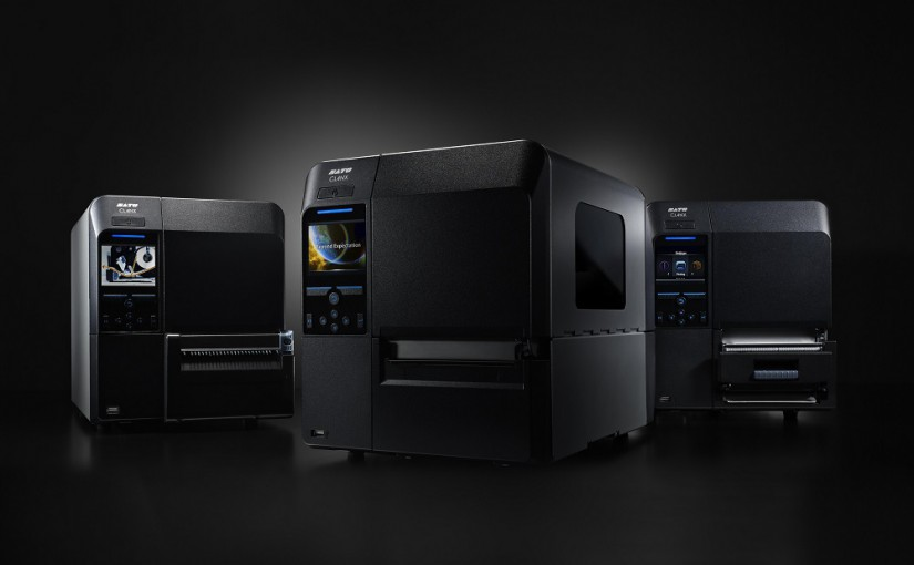 Sato Etikettendrucker CLNX