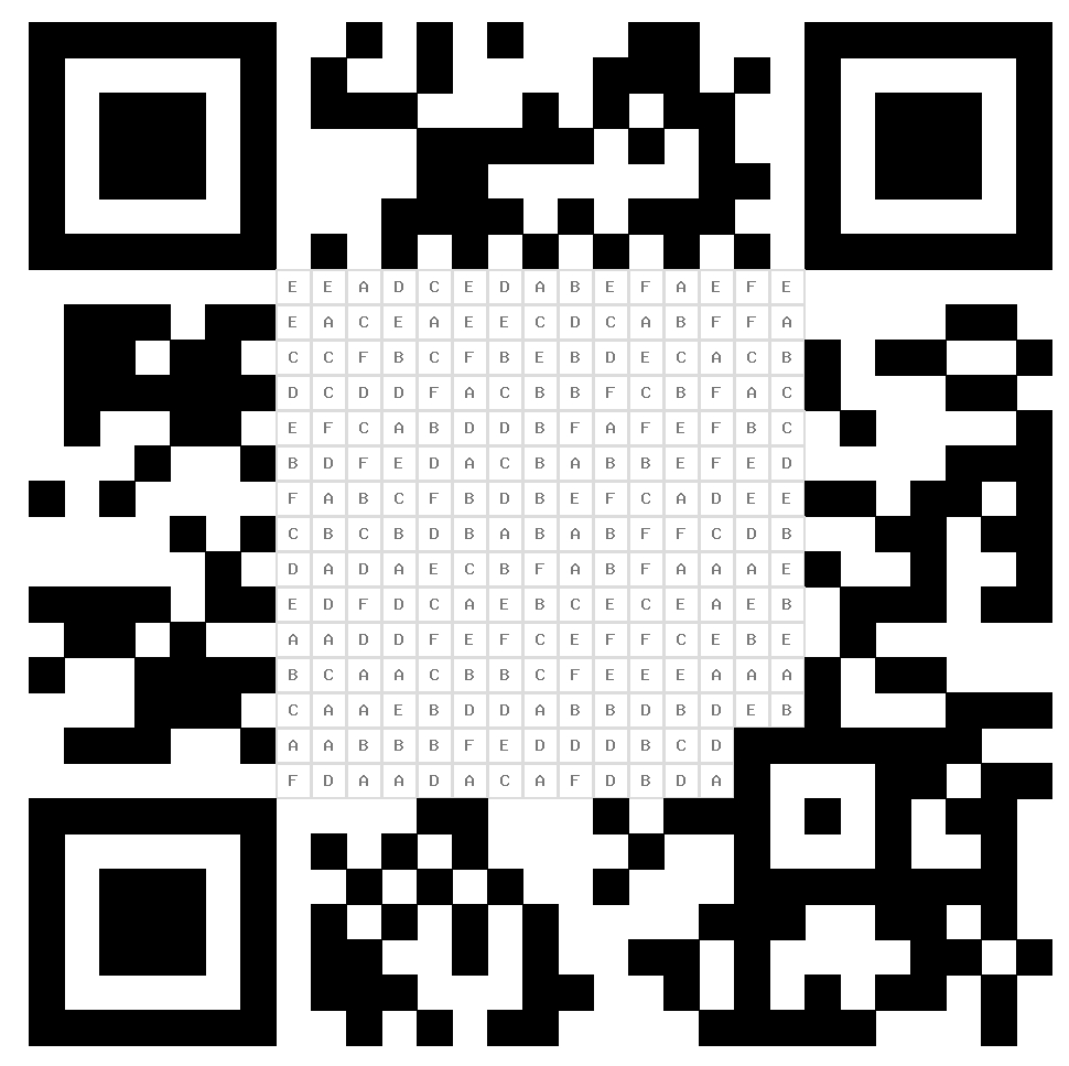 Mal den Code: QR-Code zum Ausmalen | Bluhm Systeme Blog