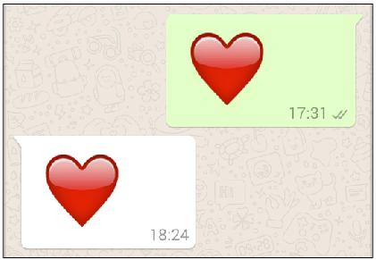 Schade um die Lovestory? WhatsApp-Chat als Buch drucken
