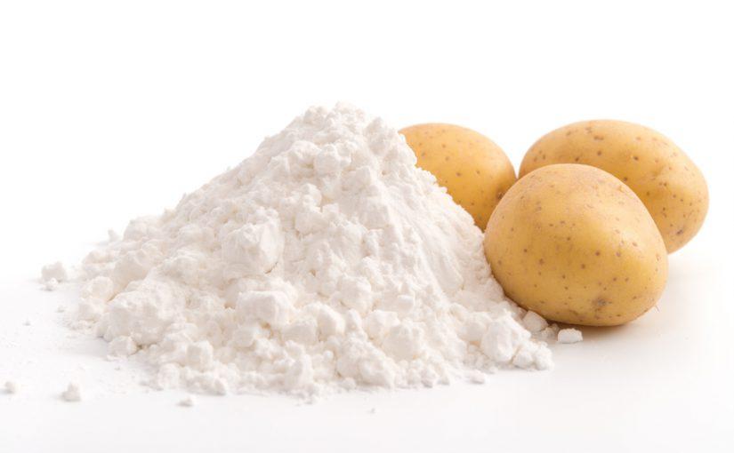 Sogar Kartoffelstärke muss mit einem Sicherheitsetikett vor Fälschern geschützt werden.
