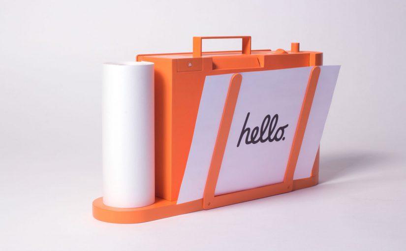 Paper: Drucker mit Henkel