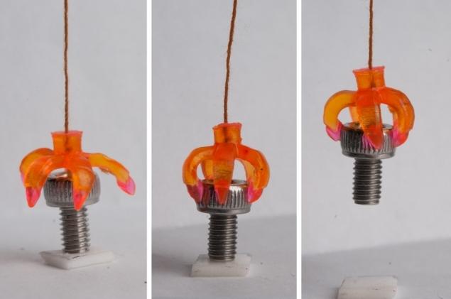 3D – gedruckte Teile mit Gedächtnis