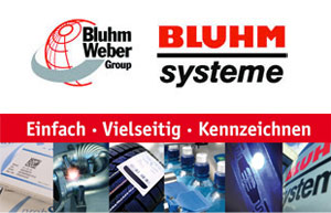 Banner Bluhm Systeme Homepage