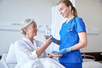GS1 Datamatrix für Patientensicherheit