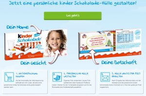 Aktionscode Personalisierte Kinderschokolade Bluhm Systeme Blog