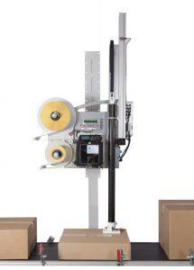 Bluhm Systeme Legi-Air-6000 Etikettiermaschine ohne Druckluft