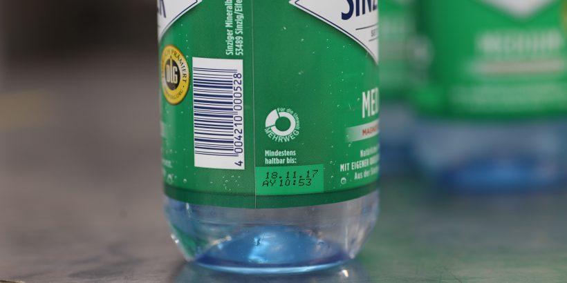 flaschenkennzeichnung
