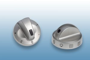 Lasercodierung auf Kunststoff-Schaltern eMark DL