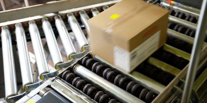 Tiefkühlprodukt Karton etikettieren