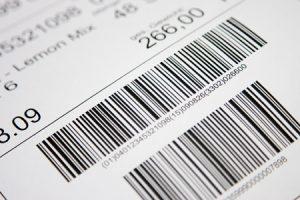 Nicht immer braucht es viel Weißfläche und große Drucke auf einem Etikett. Hier kann gespart werden.