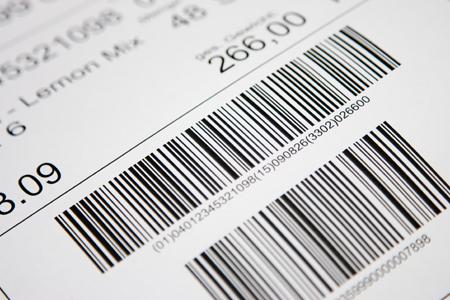 Der Aufbau und die Darstellung eines EAN 128 Barcodes sind genau vorgegeben.