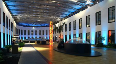 Forum Kennzeichnung: Industrie 4.0 von Bluhm Systeme (MOA Berlin)