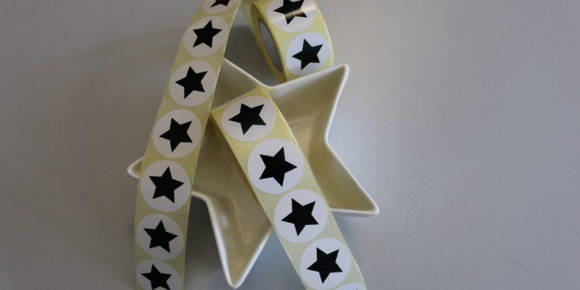 Stern Aufkleber Bluhm Store