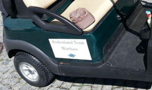 Etiketten für Fahrzeuge