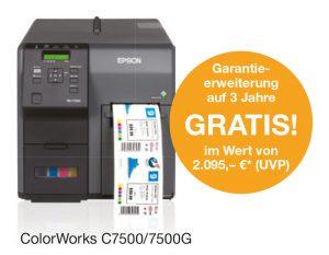 Epson Aktion C7500+G