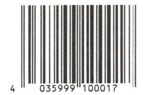 Un errore nel codice a barre è sufficiente e il codice a barre è già illeggibile