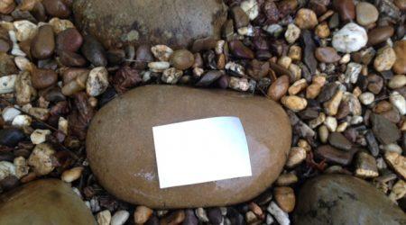 Etiketten aus Stein von Bluhm Systeme