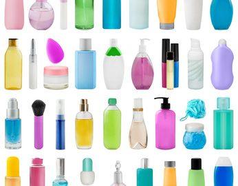 Kennzeichnung von Kosmetik