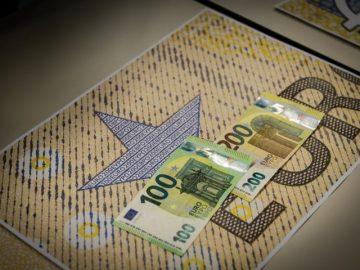 Neue Euro Scheine