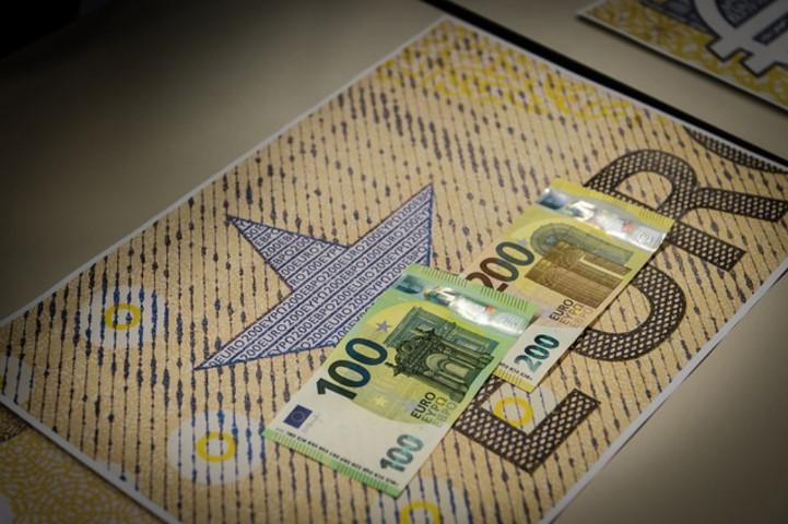 Bild drucken euro schein 100 100 Euro