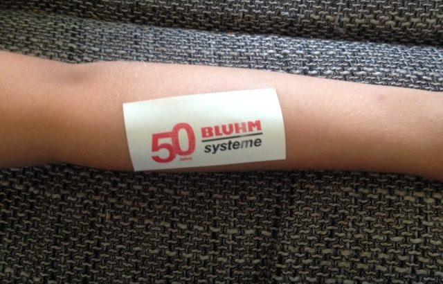 Etiketten Haut Kennzeichnungspflicht
