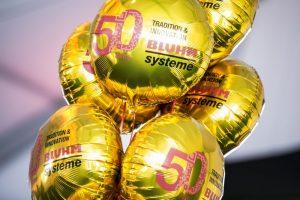 Jubiläum Bluhm Systeme