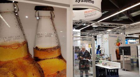 Bluhm Systeme Stand auf der Braubeviale 2018