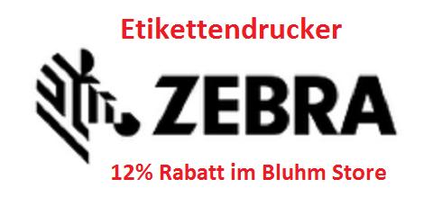 Zebra Etikettendrucker Bluhm Store