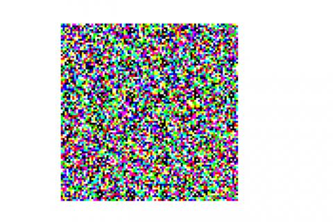 JAB Code bunter Barcode