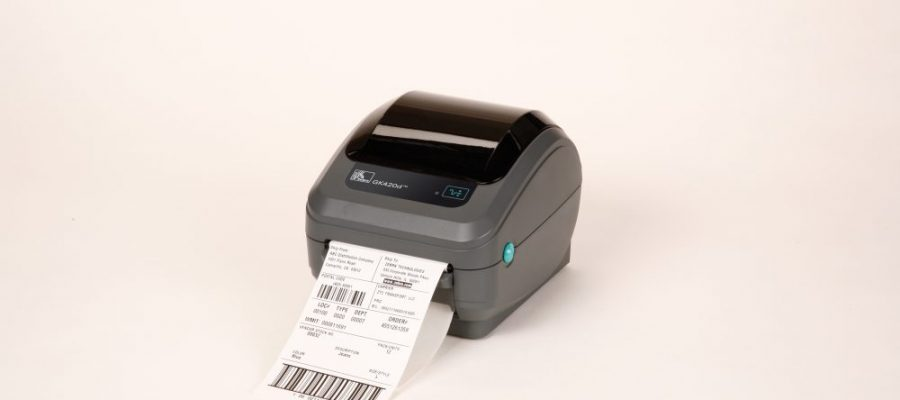 Etikettendrucker GK420d
