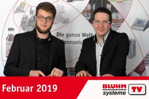 BluhmTV Februar 2019