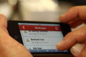 Bluhmware Cockpit App: Bedienung am Smartphone