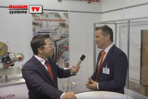 BluhmTV Interview mit LogiMAT Messeleiter Michael Ruchty