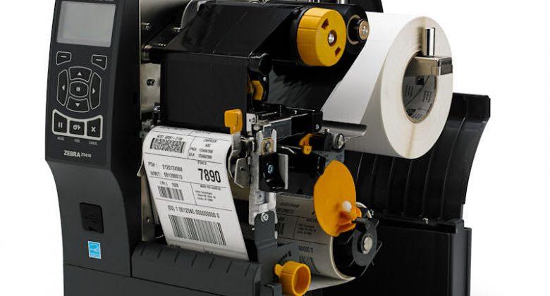 Reinigung Etikettendrucker