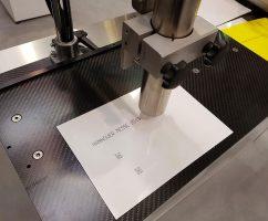 Inkjet-Drucker von Bluhm Systeme auf der Hannover Messe 2019