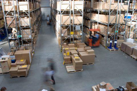 Logistik Lagerhaltung