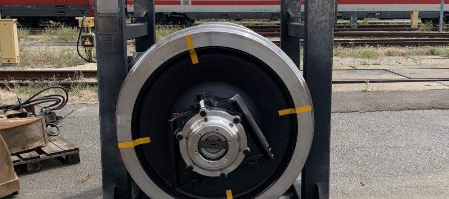 3D-Druck Bauteil Deutsche Bahn
