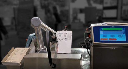 Kennzeichnung mit Robotern