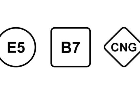 neue kraftstoff symbole in der eu