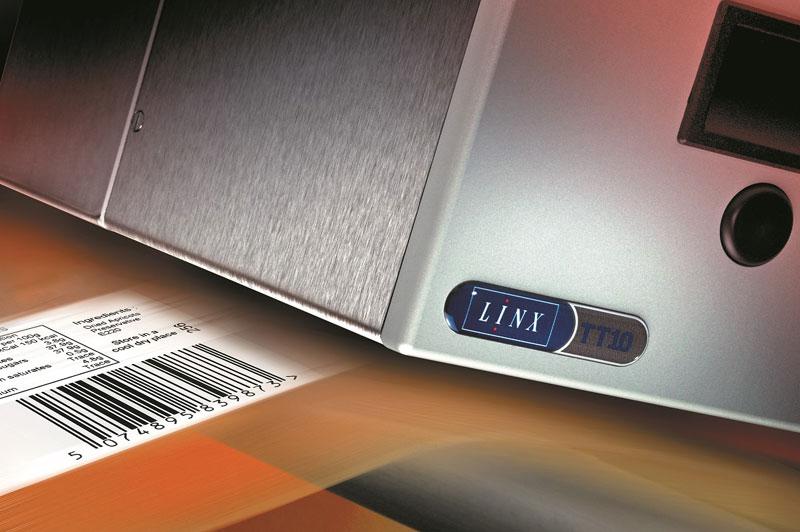 Linx TT10 Thermal Transfer Overprinter