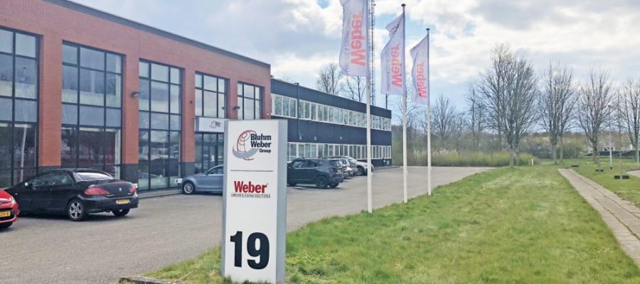 Weber Marking Systems headquarters