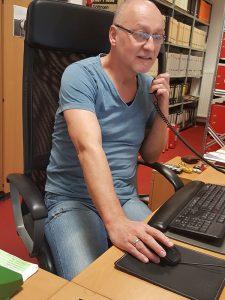 Techniker-Einsatzplanung: Bernd Spitzley