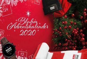 Mit einem Adventskalender wünscht Bluhm Systeme schon jetzt schöne Festtage.