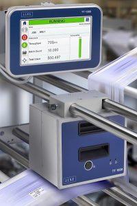 Mit dem Thermotransfer-Direktdruck lassen sich optimal Folien kennzeichnen.