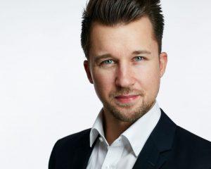 Matthias Brandl ist Leiter der Etikettenproduktion bei Bluhm Systeme.
