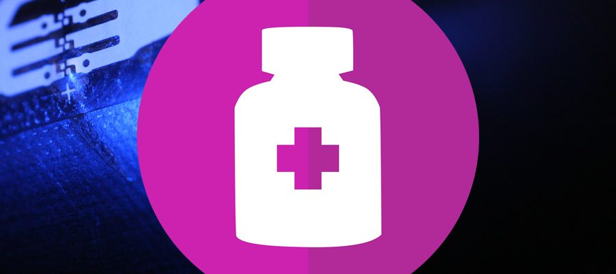 RFID Etiketten Pharmabranche Titelbild