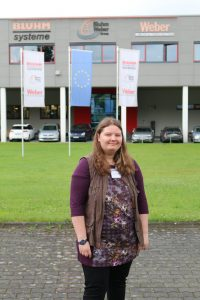 Nicola Behrmann Industriekauffrau